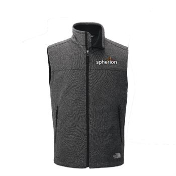 The North Face® Personalized Men's Ridgeline Soft Shell Vest
