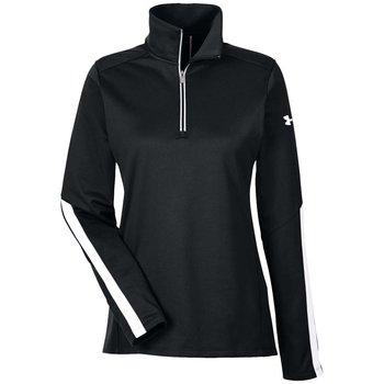 Under Armour® Women's Qualifier Quarter-Zip - Personalization Available