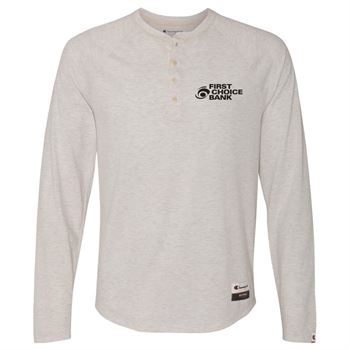 Champion-Originals Slub Henley