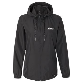 Oakley Women's Hooded Windbreaker - Personalization Available