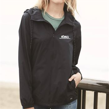 Oakley-Women's Hooded Windbreaker