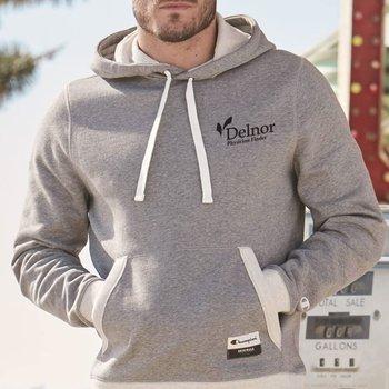 Champion-Originals Sueded Fleece Pullover Hood