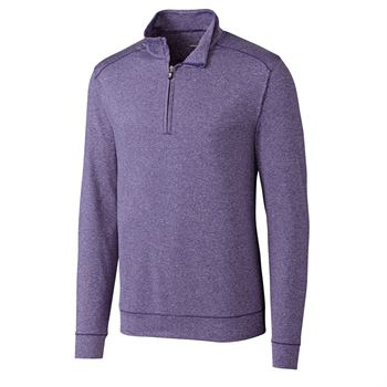 Cutter & Buck® Shoreline Men's Half-Zip - Personalization Available