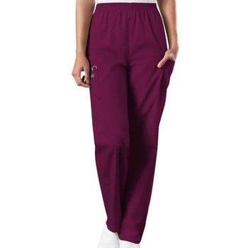Cherokee® Women's 4-Pocket Pull-On Cargo Scrubs Pants
