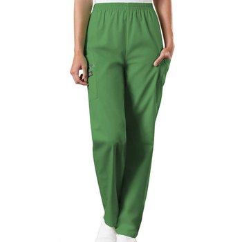 Cherokee Women's 4-Pocket Pull-On Cargo Scrubs Pants