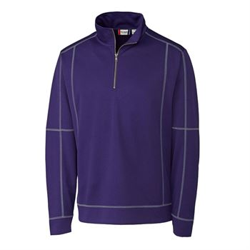 Clique® Helsa Women's Half-Zip Jacket - Personalization Available