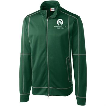 Clique® Helsa Men's Full-Zip Jacket -Embroidery Personalization Available