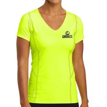 OGIO® ENDURANCE Ladies' Nexus V-Neck - Personalization Available