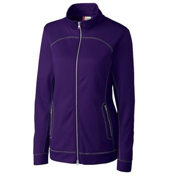 Clique® Helsa Women's Full-Zip Jacket - Personalization Available