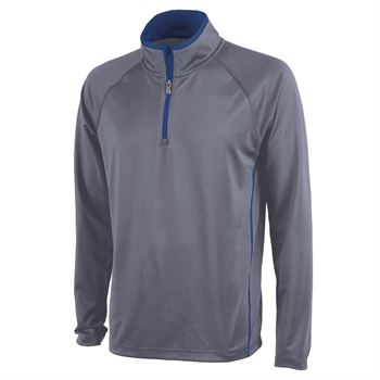 Charles River® Men's Fusion Pullover - Personalization Available