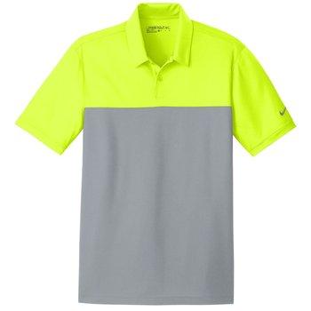 Nike Golf Dri-FIT Colorblock Micro Pique Polo