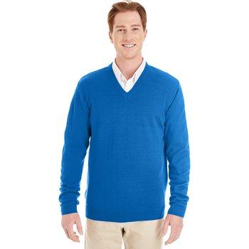 Harriton Men's Pilbloc™ V-Neck Sweater