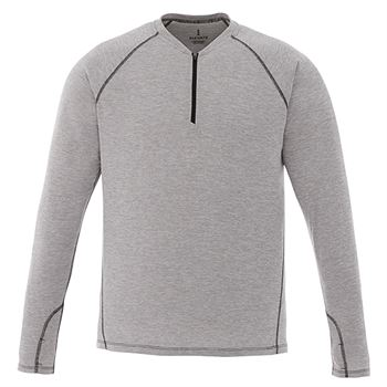 Men's Quadra Long-Sleeve Top - Personalization Available