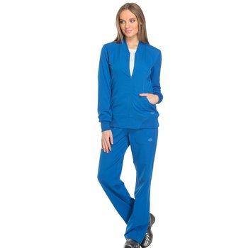 Women's Zip Front Warm-Up Jacket