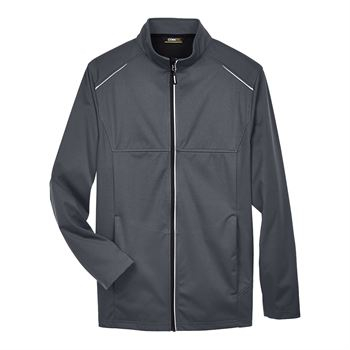 Core 365® Mens' Techno Lite Three-Layer Knit Tech-Shell - Personalization Available