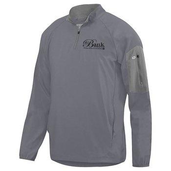 Augusta Preeminent Half-Zip Pullover