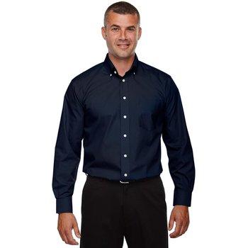 Devon & Jones Men's Crown Woven Collection™ Solid Broadcloth