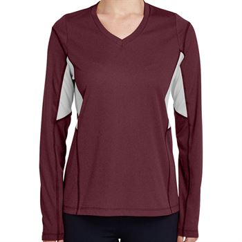 Team 365® Excel Women's Performance Warm-Up T-Shirt - Personalization Available