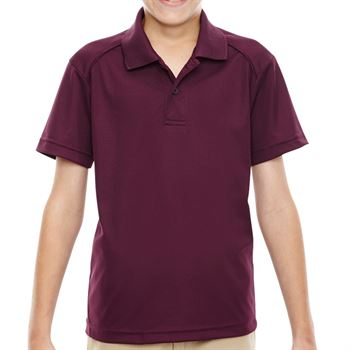 Ash City Youth Extreme Eperformance Polo