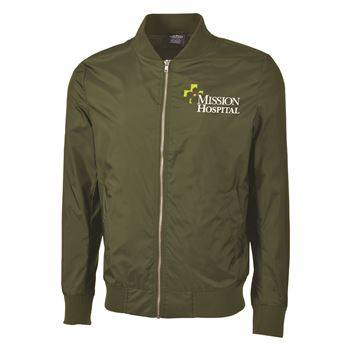 Charles River Apparel® Men's Boston Flight Jacket - Personalization Available