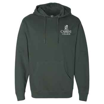 Independent Trading Co.® Midweight Hooded Pullover Sweatshirt - Embroidery Personalization Available