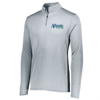 Augusta® Men's Attain Quarter-Zip Pullover - Embroidery Personalization Available