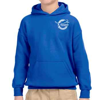 Gildan® Heavy Blend™ Youth Hooded Sweatshirt - Personalization Available