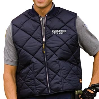 Game™ The Quilted Vest - Personalization Available