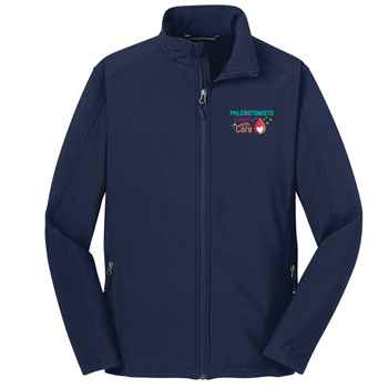 Phlebotomists: Collecting With Care Port Authority® Core Soft Shell Jacket - Personalization Available