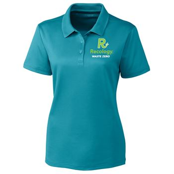 Clique® Women's Spin Dye Pique Polo - Personalization Available