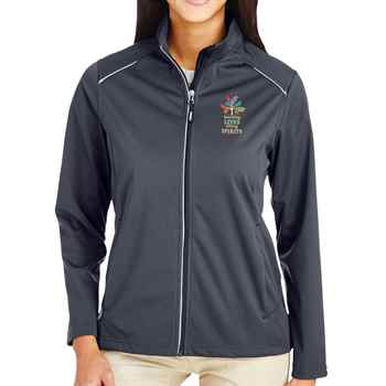 Touching Lives, Lifting Spirits Core 365® Full-Zip Three-Layer Knit Jacket - Personalization Optional