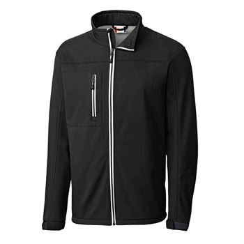 Clique® Men's Telemark Softshell Jacket - Personalization Available
