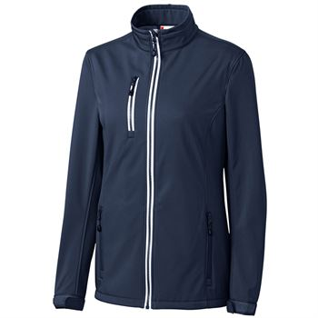 Clique® Women's Telemark Softshell Jacket - Personalization Available