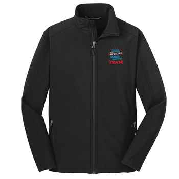 Proud Member Of An Awesome Skilled Nursing Team Port Authority® Core Soft Shell Jacket - Personalization Available