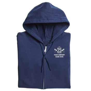 25th Anniversary Gildan® Heavy Blend™ Women's Full-Zip Hooded Sweatshirt - Personalization Available