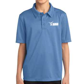 Port Authority® Youth Silk Touch™ Performance Polo - Personalization Available