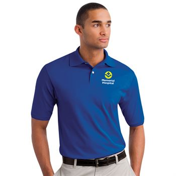 Jerzees® SpotShield™ Men's 50/50 Sport Polo Shirt - Embroidery Personalization Available