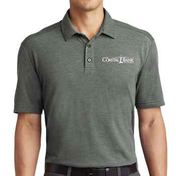 Port Authority® Men's Coastal Cotton Blend Polo - Personalization Available