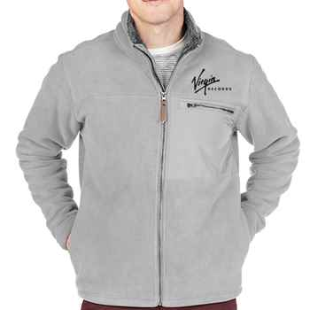 Charles River® Men's Jamestown Fleece Jacket - Personalization Available