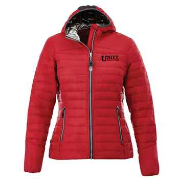 Elevate® Women's Silverton Packable Insulated Jacket - Embroidery Personalization Available