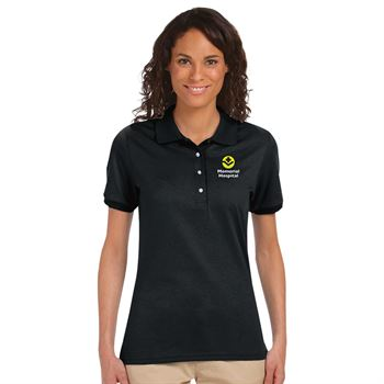Jerzees® Spotshield™ Women's 50/50 Sport Shirt - Personalization Available