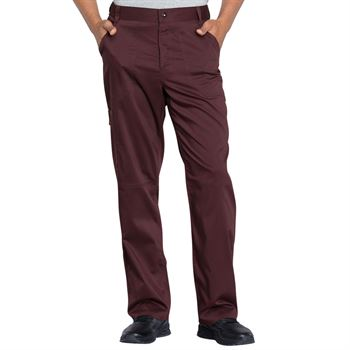 Cherokee® Men's Fly Front Scrub Pant