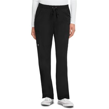 Dickies® Women's EDS Essentials Mid Rise Straight Leg Drawstring Scrub Pant