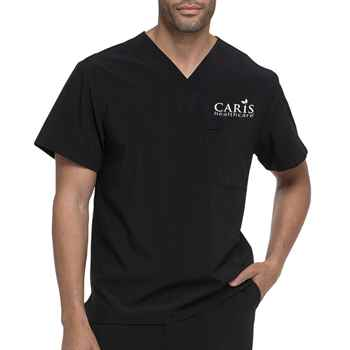 Dickies® Men's EDS Essentials V-Neck Scrub Top - Personalization Available