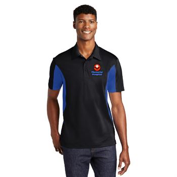 Sport-Tek® Men's Side Blocked Micropique Sport-Wick® Polo - Personalization Available