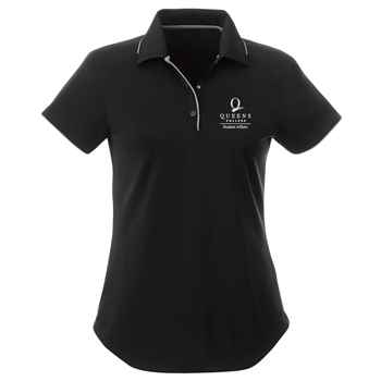Elevate® Women's Remus Short Sleeve Polo - Embroidery Personalization Available