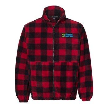 Sierra Pacific ® Unisex Full-Zip Fleece Jacket