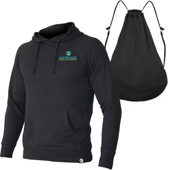 Quikflip® Pullover Hoodie Sweatshirt - Personalization Available
