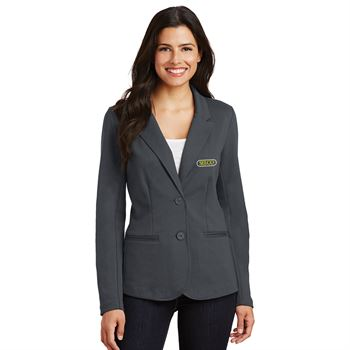 Port Authority® Ladies Knit Blazer - Personalization Available