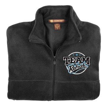 Team Rehab Men's Harriton® Fleece Full-Zip Jacket - Personalization Available